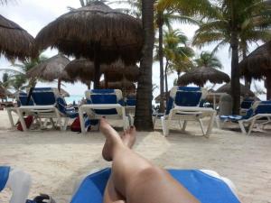 Brandi says... Mexico